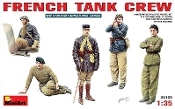 French Tank Crew (5)