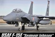 "USAF F-15E ""Seymour Johnson"""