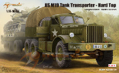 US M19 Tank Transporter - Hard Top