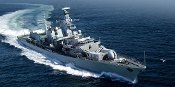 HMS Westminster F237 Type 23 Frigate