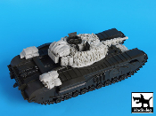 1/35 Churchill MK VII Accessories Set