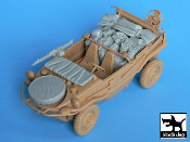 1/35 Schwimmwagen Accessories Set