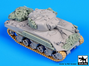 1/72 Sherman accessories set