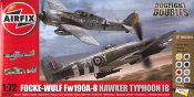 Fw190A-8 and Hawker Typhoon IB