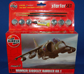 Hawker Siddeley Harrier GR.1 Starter Set