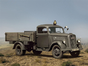 Typ 2,5-32(1,5 to) German Light Truck