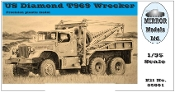 1942 US Diamond T 969A Wrecker
