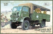 Bedford QLT Troop Carrier Truck
