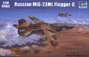 Russian MIG-23ML Flogger-G