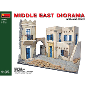 MIDDLE EAST DIORAMA