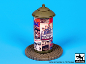 1/35 Poster Pillar Germany - Italy
