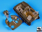 1/35 M109 A2 interior accessories set