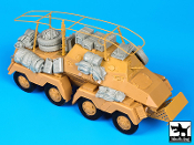 1/35 Sd. Kfz. 263 accessories set