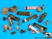 1/35 British Paratrooper equipment accessories set