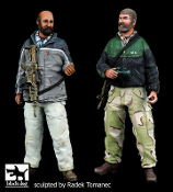 1/35 Special Forces Afghanistan set