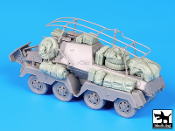 1/72 Sd. Kfz 263 accessories set