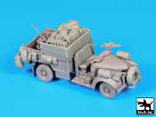 1/72 British SAS Chevrolet #2 North Africa 1942