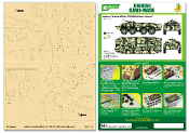 Airbrush CAMO-MASK for 1/35 BTR-80 Camo Scheme 3