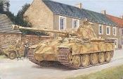 SdKfz 171 Panther A Late Type Tank Normandy 1944