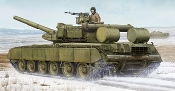 Russian T80BVD Main Battle Tank