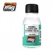 ENAMEL ODOURLESS THINNER 100 ml