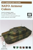 Camouflage Colors - NATO Armour Colors