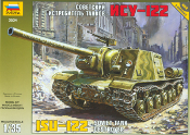 ISU-122 Soviet Tank Destroyer