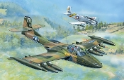 US A37A Dragonfly Light Ground Attack Aircraft