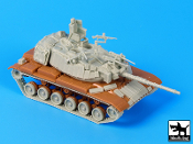 1/72 Magach 6 B IDF conversion set