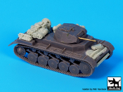 1/72 Pz. Kpfw II ausf C conversion set