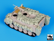 1/72 IDF M113 with sandbags conversion set