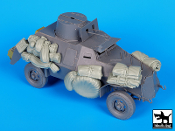 1/35 Marmon-Herrington Mk. II accessories set