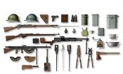 WWI French Infantry Weapons/Equipment