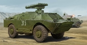 Russian 9P148 Konkurs (BRDM2 Spandrel) Armored Vehicle