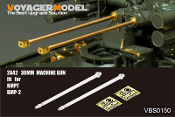 1/35 Modern Russian 2A42 30MM Gun Barrel (GP) (for MENG)