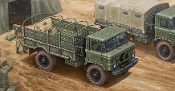 Russian GAZ66 Light Military Truck