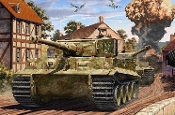 Tiger I Mid Version Tank Normandy Invasion 70th Anniversary