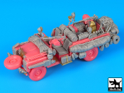 1/35 Land Rover Pink Panther accessories set