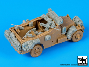 1/72 M3 Scout car accessories set