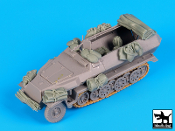 1/72 Sd.Kfz. 251 accessories set