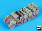 1/72 Sd.Kfz 7 accessories set
