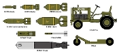 US WWII Armament w/Ground Service Equipment