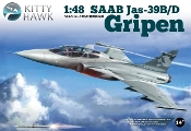 SAAB Jas39B/D Gripen Fighter