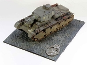 1/35 Panzer base big 23x18,5 cm