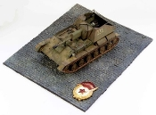 1/35 Red Guard base big 23x18,5 cm