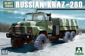 Russian KrAZ-260 Heavy Duty Truck