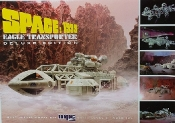 Space 1999: Eagle-1 Transporter Deluxe Edition w/Lab Pod & Boosters
