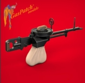 1/48 Vickers K Machine Gun Kit (2)
