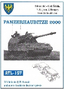 1/35 Panzerhaubitze 2000 Track Set (185 Links)