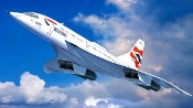 Concorde British Airways Airliner